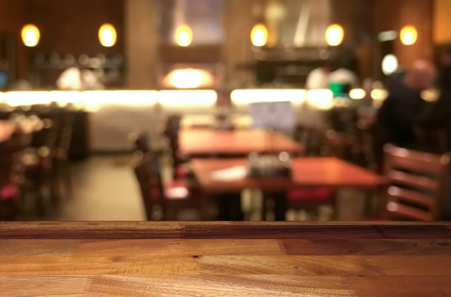 Un bar restaurant de caractère